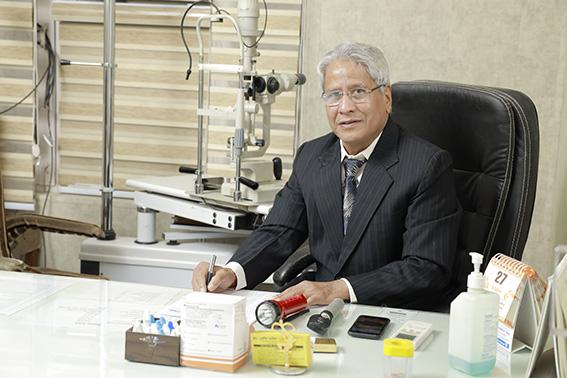 Dr. C.P. Dadhich