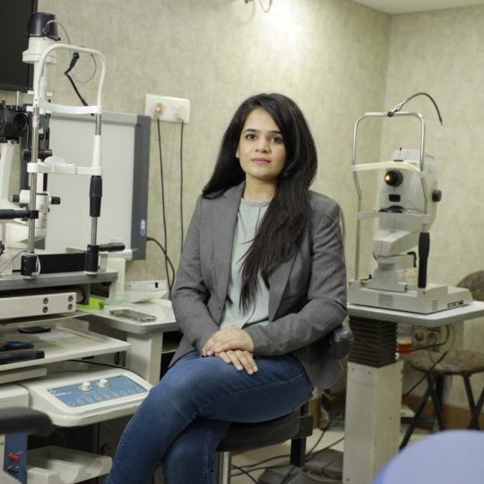Dr. Nikita_Praveen Eye Hospital