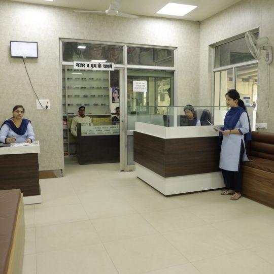 OPD Hall_Praveen Eye Hospital