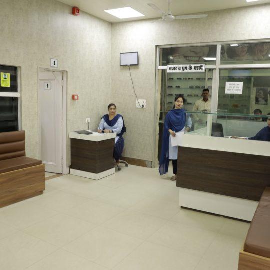 OPD_Room_Praveen Eye Hospital