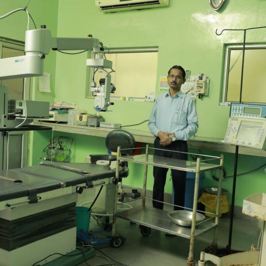Operation Theatre_Praveen Eye Hospital